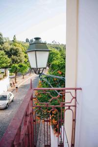 Un balcón o terraza de Casa João Chagas Guesthouse, Constância