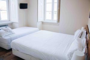 Una habitación en Casa João Chagas Guesthouse, Constância