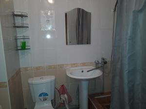 Ванная комната в Гостевой Дом «Дядя Ваня»