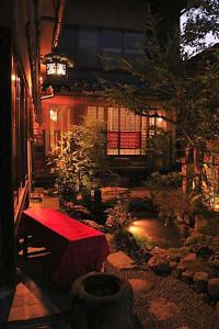 Een restaurant of ander eetgelegenheid bij Gionkoh