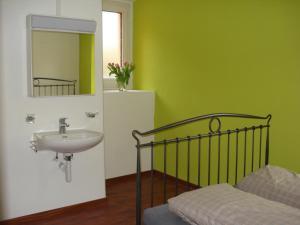 Un baño de Hostel Lion Lodge Luzern