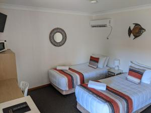A room at Karuah Motor Inn