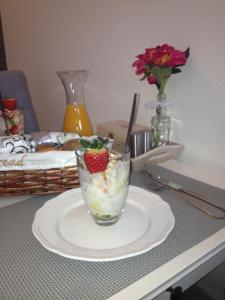 Drankjes bij Bed & Breakfast Villa Elisabeth