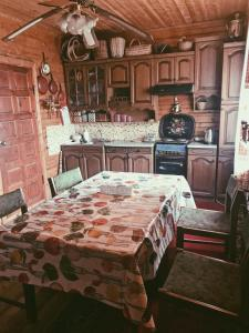 Лаундж или бар в Дом рядом с водохранилищем