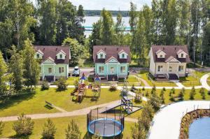 A bird's-eye view of Aparthotel Korabl