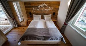 Una habitación en Garni Bergblick