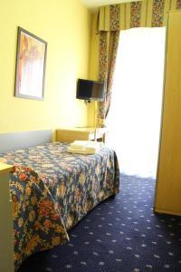 A room at Hotel Lugano