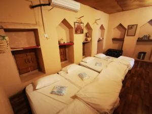 A room at Misfah Old House
