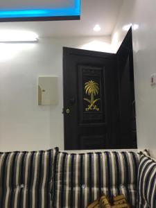 O saguão ou recepção de شاليه ابو سلطان