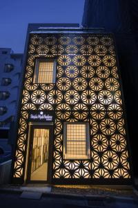A balcony or terrace at Shinjuku Miyabi Residence - Vacation STAY 94836