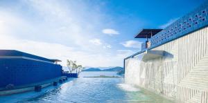 The swimming pool at or near Sri Panwa Phuket Luxury Pool Villa Hotel - SHA Plus