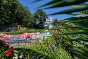 Гости Hotel Gradina