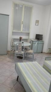 Гостиная зона в Hotel Miramare