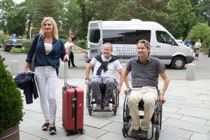 Guests staying at Seehotel Rheinsberg