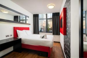 A room at easyHotel Newcastle
