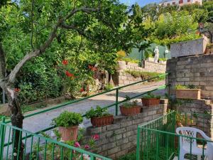 Balcone o terrazza di Hotel Il Nido Sorrento