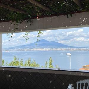 A balcony or terrace at Hotel Elisabetta