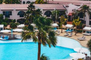 Het zwembad bij of vlak bij Van der Valk Plaza Beach & Dive Resort Bonaire