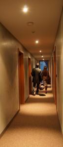 Lobby/Rezeption in der Unterkunft Hotel Restaurant Cosita