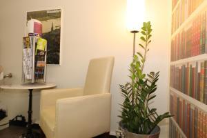 Lounge oder Bar in der Unterkunft Hotel Am Ehrenhof