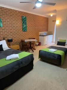 A room at Motel Views Yackandandah