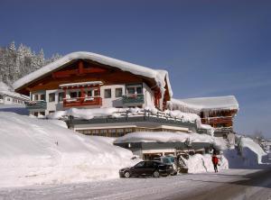 IFA Alpenrose Hotel Kleinwalsertal зимой