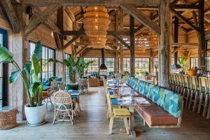 Um restaurante ou outro lugar para comer em Quinta Da Comporta - Wellness Boutique Resort
