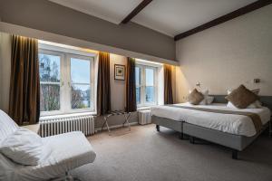 A room at Hotel Bourgoensch Hof