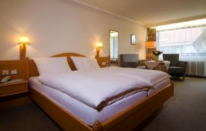 A room at Gästehaus Huber - Hotel Garni