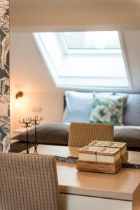 A room at Hof Leskensdaele