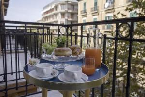 Balcone o terrazza di La Chambre