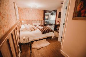 A room at Chateau La Villette