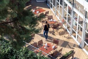 Guests staying at Seminaris SeeHotel Potsdam
