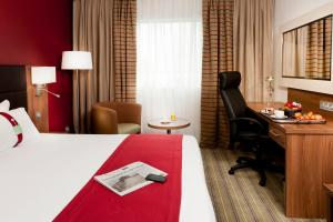 The business area and/or conference room at Holiday Inn Paris Marne-La-Vallée, an IHG Hotel