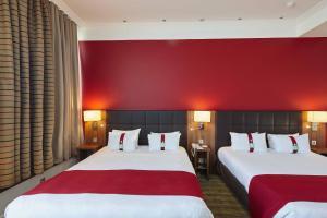 A room at Holiday Inn Paris Marne-La-Vallée, an IHG Hotel