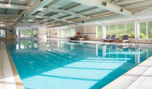The swimming pool at or near Ardoe House Hotel & Spa
