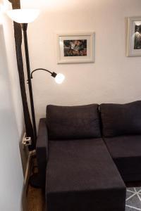 De lounge of bar bij Fachwerk Ferienhaus Cochem