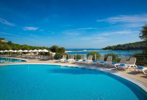 The swimming pool at or close to All Suite Island Hotel Istra