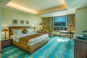 A room at Le Royal Amman