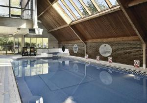 The swimming pool at or near Copthorne Hotel London Gatwick