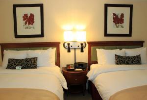 Cama o camas de una habitación en San Carlos Hotel New York