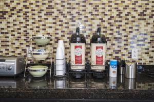 Coffee and tea-making facilities at Red Roof Inn Hartford - Vernon