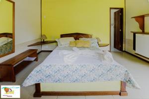 Um quarto em Pousada Caúca
