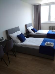A room at Hotel Impuls