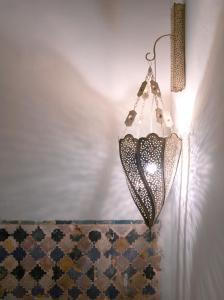 A bathroom at Parador de Granada