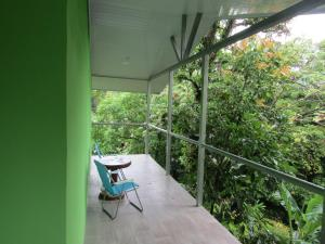 A patio or other outdoor area at Peace of Paradise