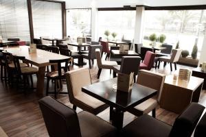 Restaurace v ubytování Hellinis Hotel