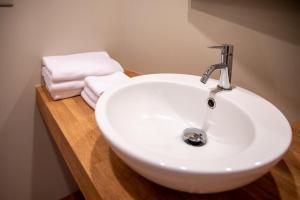 A bathroom at Address Nozawa