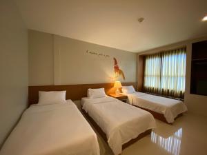 A room at CHERN Bangkok