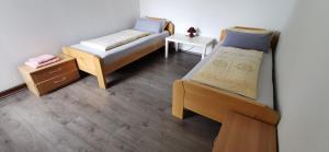 A room at Restaurant Haus Medaillon